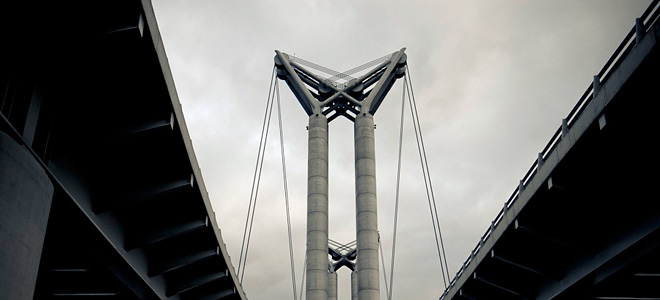 Разводной мост Гюстава Флобера (9 фото)