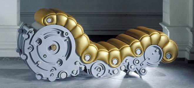 Роберто Фаллани и его дизайнерская мебель (19 фото)