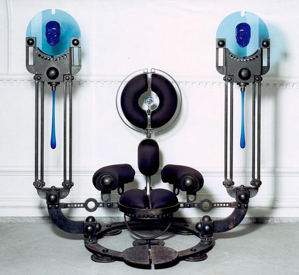 Роберто Фаллани и его дизайнерская мебель