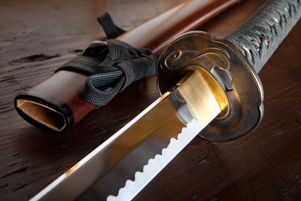 Самурайские мечи Корехира Ватанаби