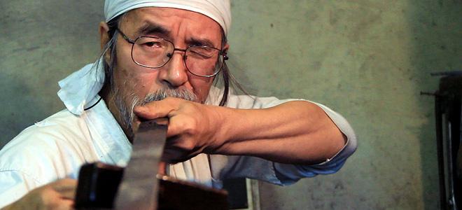 Самурайские мечи Корехира Ватанабе (5 фото)