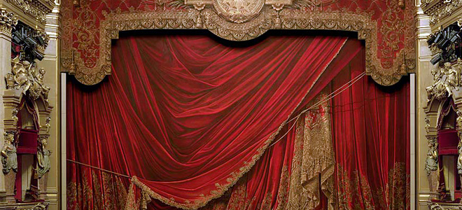 Красота оперных театров от Дэвида Левенти — 1 (11 фото)