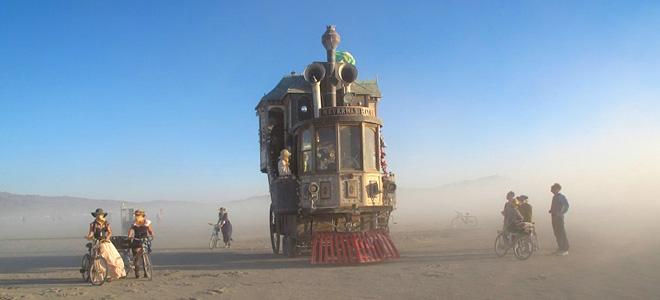 Шеннон О'Харе и ее необычный дом на колесах (11 фото)