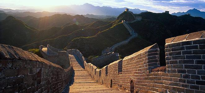 Великая Китайская стена (11 фото)