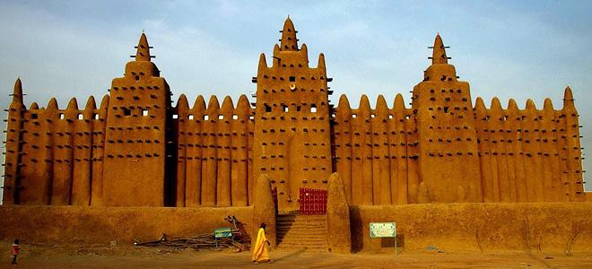 Великая мечеть Дженне (11 фото)