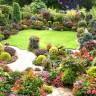 Всесезонный сад четы Ньютон в Уолсолле (11 фото)