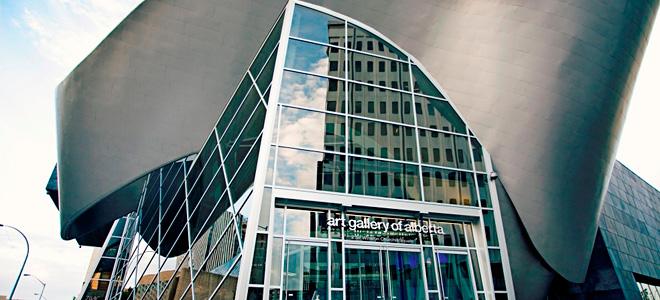Художественная галерея Альберты (7 фото)