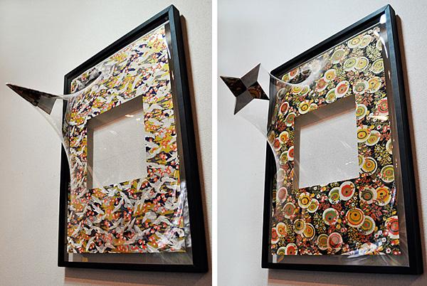 Юки Матсуеда и его трехмерный арт