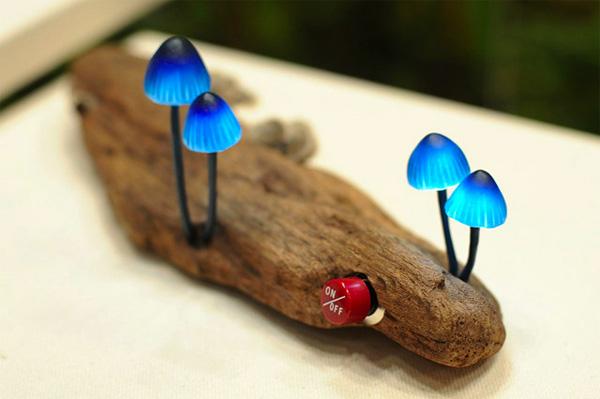 Светящиеся грибницы Юкио Такано
