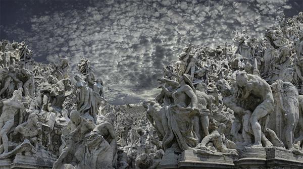 Жан Франсуа Розье и его гиперфотографии
