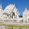 Белоснежный храм Ват Ронг Кхун в Тайланде (15 фото)