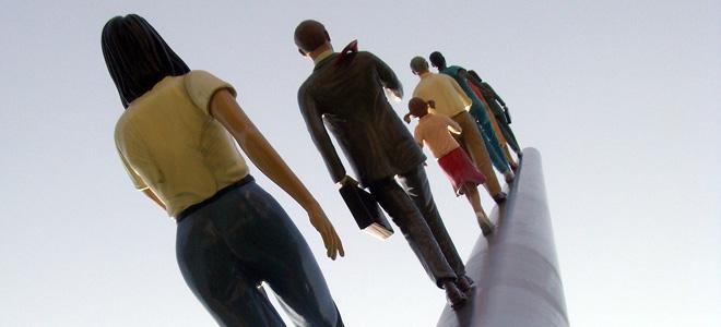 «Прогулка в небо» Джонатана Борофски (5 фото)