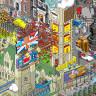 Великолепная пиксельная графика студии EBoy (7 фото)