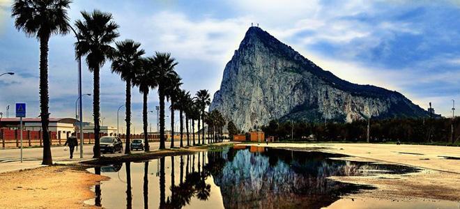 Гибралтарская скала (7 фото)