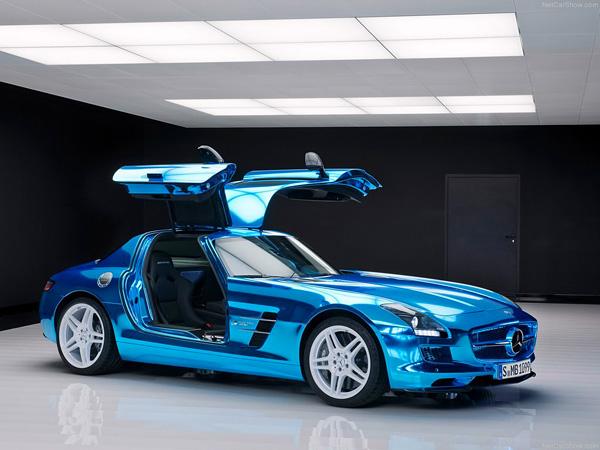 Самый мощный электромобиль в мире