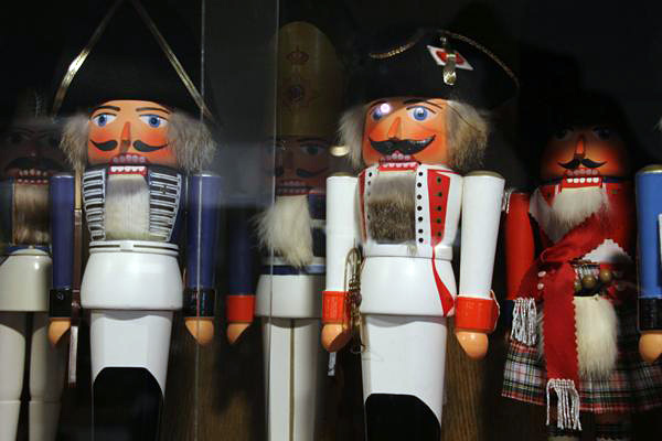 Музей Щелкунчиков в Нойхаузене