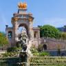 Парк Цитадели в Барселоне (11 фото)