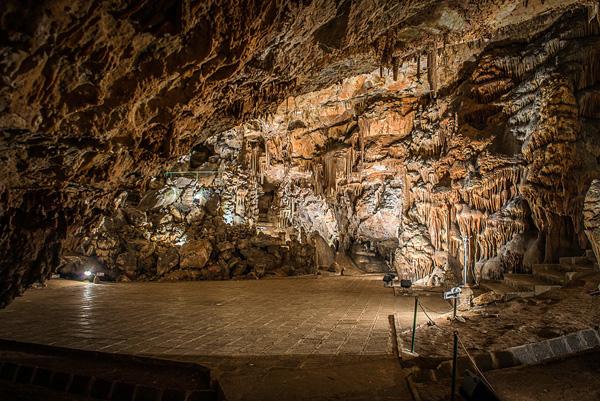 Пещера Сыева дыра в Болгарии