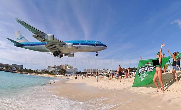 Пляж Махо и аэропорт принцессы Юлианы