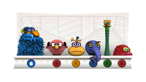 Самые интересные дудлы Google