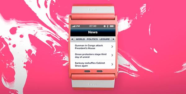 Смартчасы I´m Watch на Android от Blue Sky