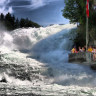 Рейнский водопад (9 фото)