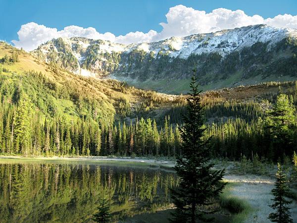Чистота и очарование озера Байкал