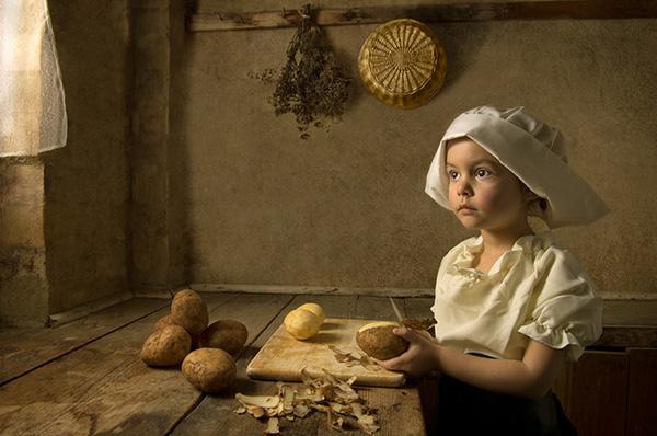 Билл Гекас и его живописные фотографии