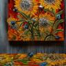 Джастин Геффри и его объемная живопись (11 фото)