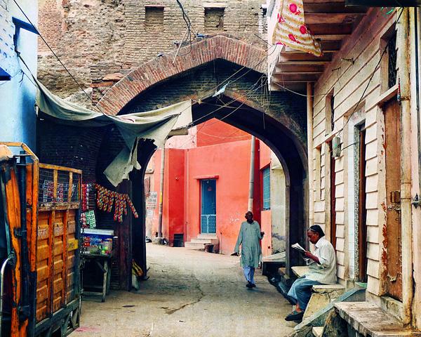 Индийский город Агра