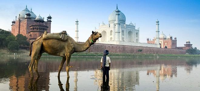 Индийский город Агра (7 фото)