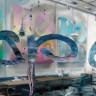 Карин Неффель и ее дождливые картины (7 фото)