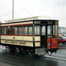 Конка Дугласа — трамвай на конной тяге (3 фото)
