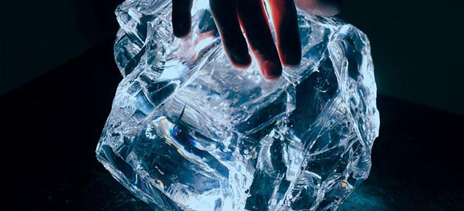 Ледяной сингл Blue Ice группы Shout Out Louds (3 фото)