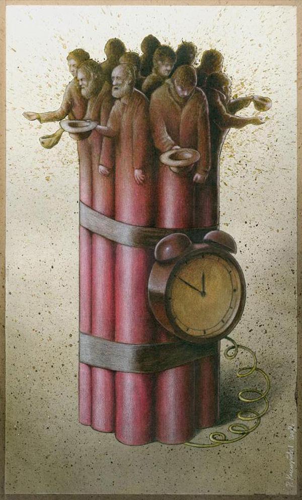 Сатира в иллюстрациях Павла Кучинского (7)