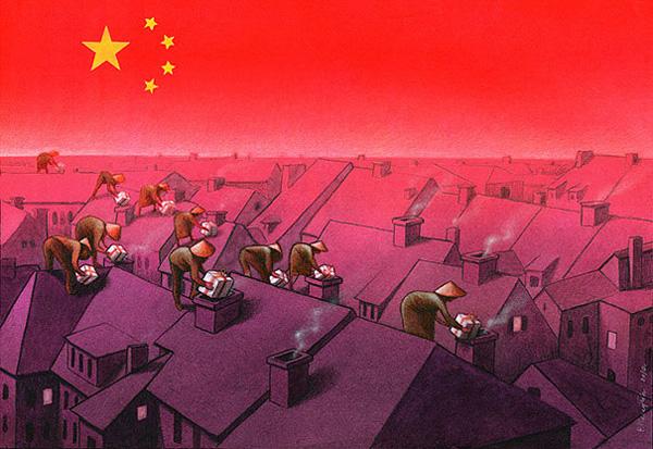 Сатира в иллюстрациях Павла Кучинского (6)