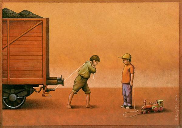 Сатира в иллюстрациях Павла Кучинского (4)