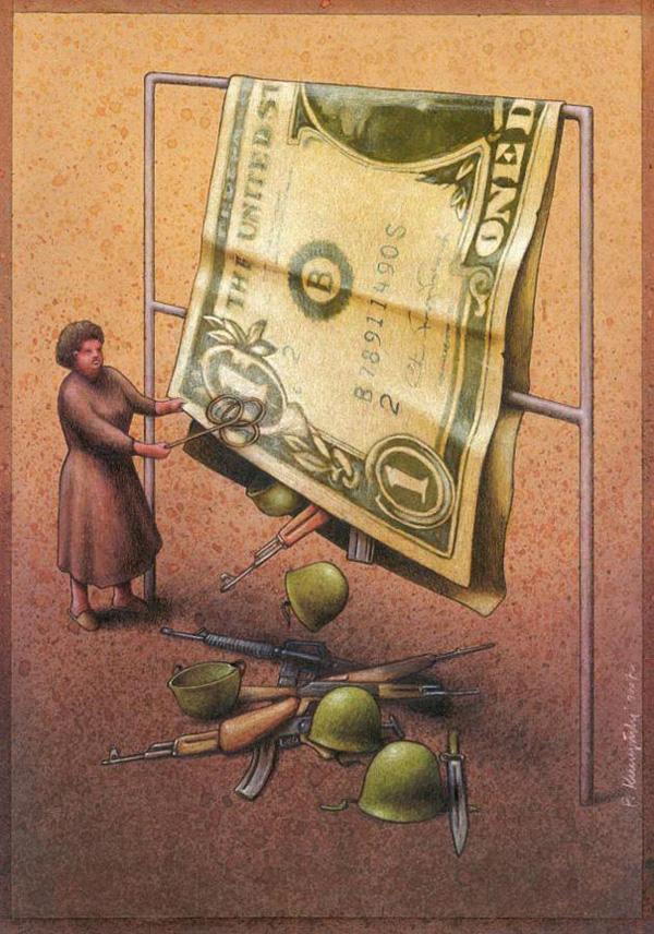 Сатира в иллюстрациях Павла Кучинского (2)