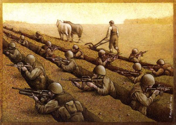Сатира в иллюстрациях Павла Кучинского (16)