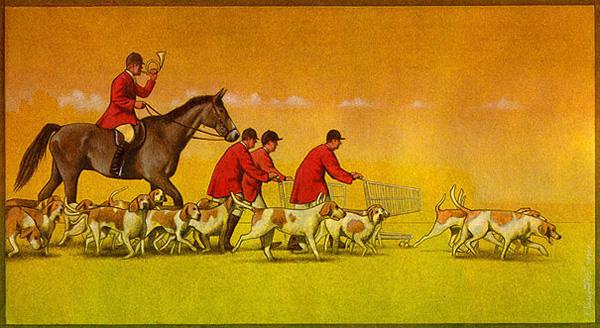 Сатира в иллюстрациях Павла Кучинского (11)