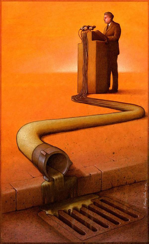 Сатира в иллюстрациях Павла Кучинского (10)