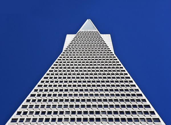 Пирамида Трансамерика в Сан-Франциско