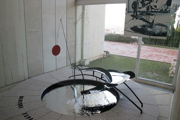Ртутный фонтан Меркурий
