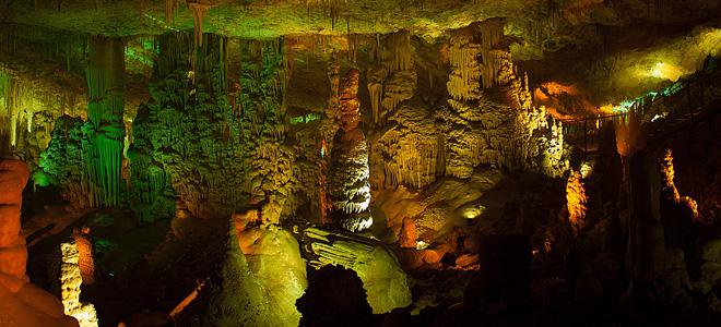 Сорек — самая красивая пещера в Израиле (7 фото)