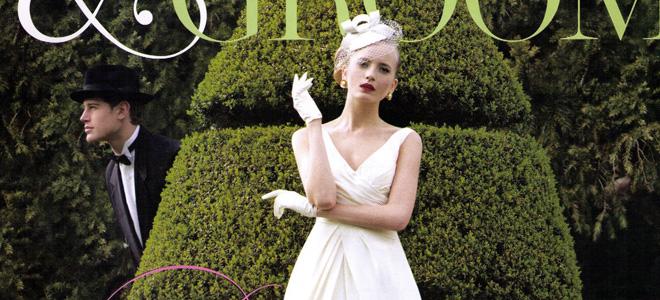 Фантазии в свадебных фотографиях (7 фото)