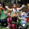Тематический парк развлечений «Астерикс» (13 фото)