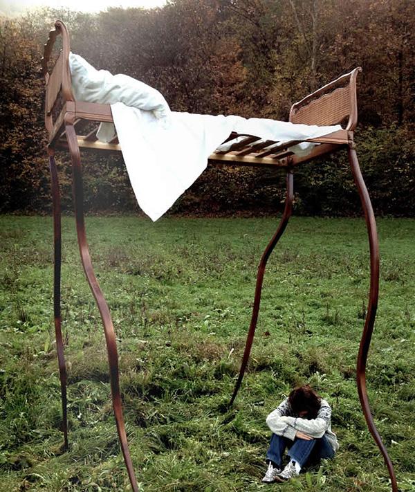 Умберто Даттола и его ожившая мебель