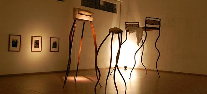 Умберто Даттола и его сюрреалистическая мебель (7 фото)