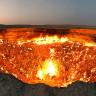Дарваза - Врата ада в Туркменистане