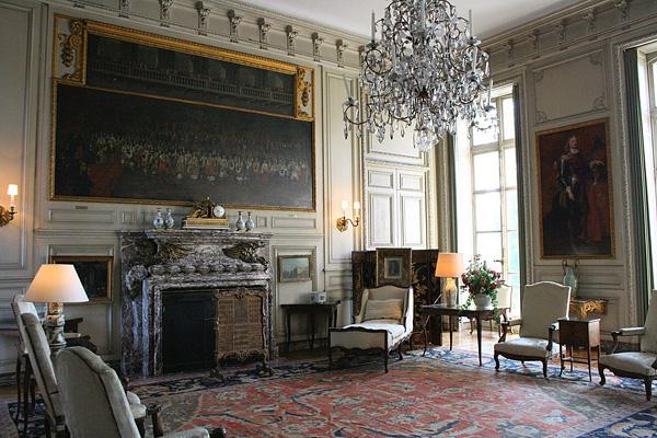 Замок Белёй - бельгийский Версаль